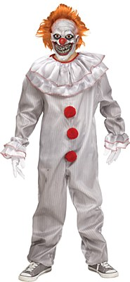 Carnevil Killer Clown Child Costume