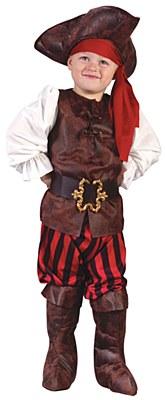 High Seas Pirate Boy Toddler Costume