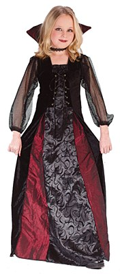 Gothic Maiden Vamp Child Costume