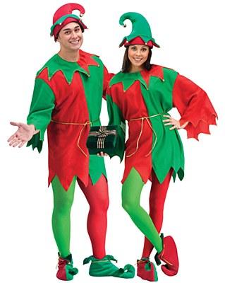 Elegant Elf Adult Costume