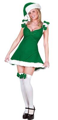 Sexy Elf Adult Costume