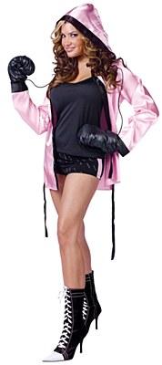Knockout Boxer Adult Set