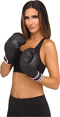 Boxing Gloves - Black