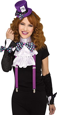 Mad Hatter Costume Accessory Kit