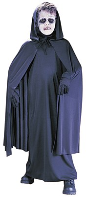 "Hooded 50"" Child Cape"