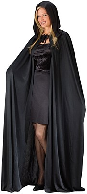 Full Length Hooded Adult Cape