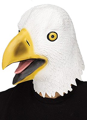 Eagle Deluxe Mask