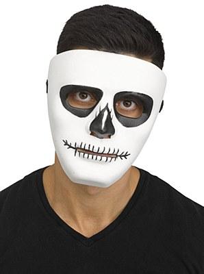 Hollow Eye Skeleton Face Mask
