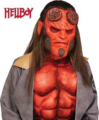 Hellboy Memory Flex Child Mask