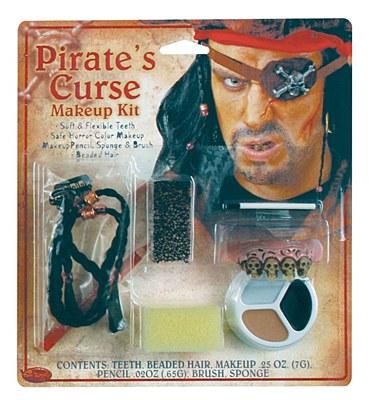 Pirate's Curse Makeup Kit