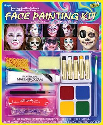 Face Painting Makeup Kit