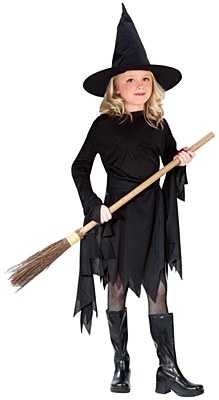Witchy Witch Child Costume