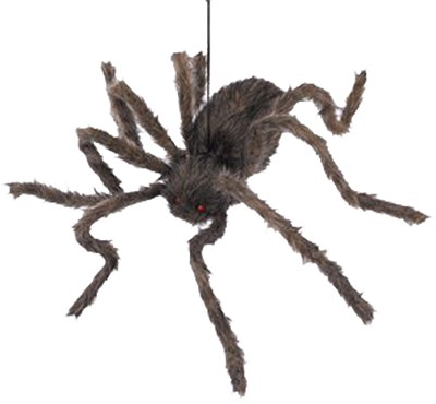 "Giant 30"" Hairy Spider"