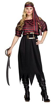 Pirate Lady Adult Costume