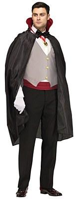 Complete Vampire Adult Costume