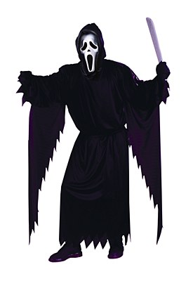Scream Ghost Face Stalker Adult Costume