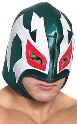 Luchadore's Mexican Wrestler Mask