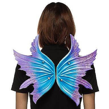 Galaxy Soft Glitter Fairy Wings