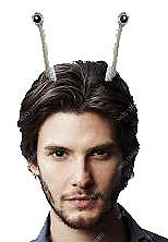 Alien Tentacle Eyes Headband