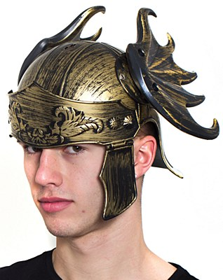 Roman Winged Helmet