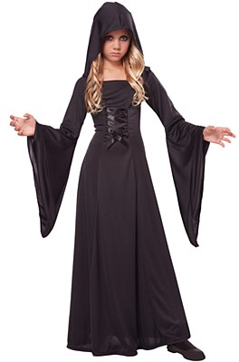 Hooded Robe Child Costume