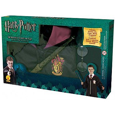 Harry Potter Deluxe Child Costume Kit