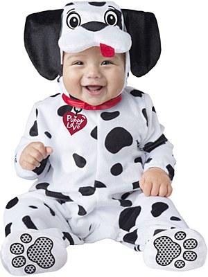 Dalmation Newborn Costume