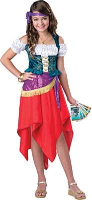 Mystical Gypsy Child Costume