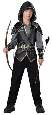 Hooded Huntsman Child Costume