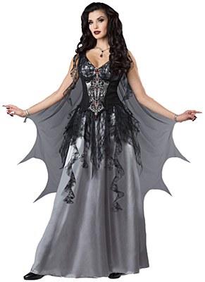 Dark Vampire Countess Adult Costume
