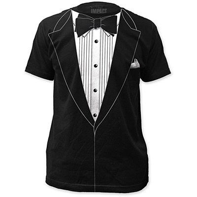 Tuxedo Men's Plus Plus T-Shirt