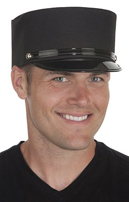Conductor / Foreign Legion Black Hat
