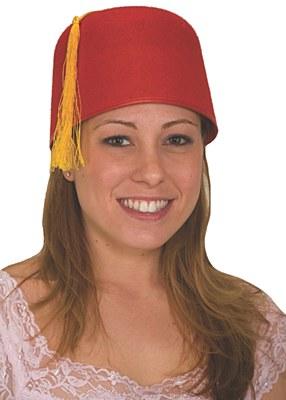 Fez Tassle Hat