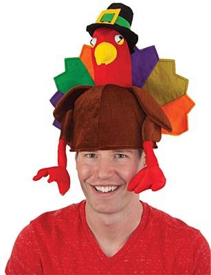Pilgrim Turkey Velvet Hat