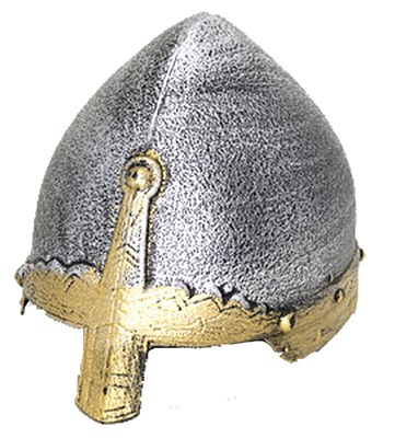 Medieval Crusader Child Helmet