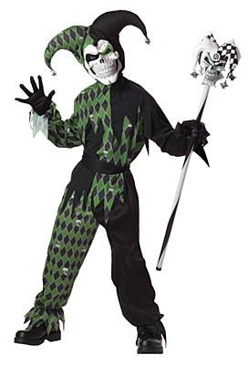 Jokes On You Jester Child Costume