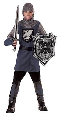Valiant Knight Child Costume