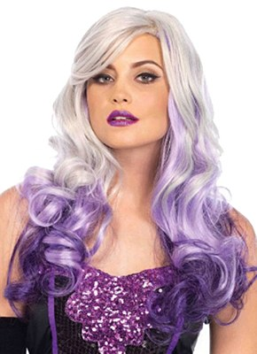 Allure Two Tone Long Wavy Wig