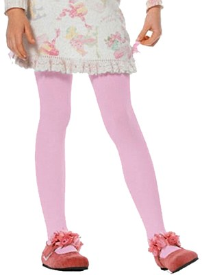 Opaque Child Light Pink Tights
