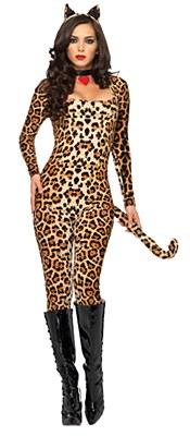 Cougar Adult Costume