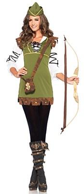 Classic Robin Hood Adult Costume