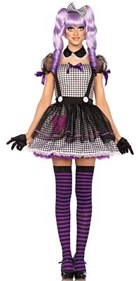 Dead Eye Dolly Adult Costume