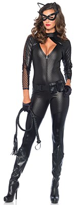 Wicked Kitty Catwoman Adult Costume