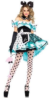 Delightful Alice Adult Costume