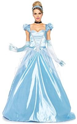 Classic Cinderella Adult Costume