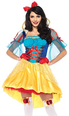 Snow White Storybook Adult Costume