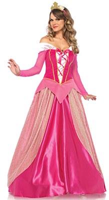 Princess Aurora Sleeping Beauty Adult Costume