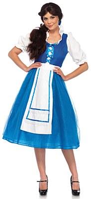 Village Beauty Belle Adult Costume