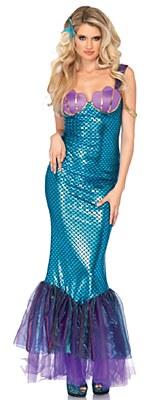Seashell Mermaid Adult Costume