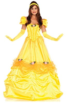 Bell Of The Ball 'Belle' Adult Costume